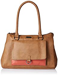 Peperone Women's Handbag (Brown)