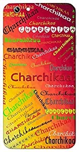 Charchikaa (A Goddess Name) Name & Sign Printed All over customize & Personalized!! Protective back cover for your Smart Phone : Samsung Galaxy S5 / G900I
