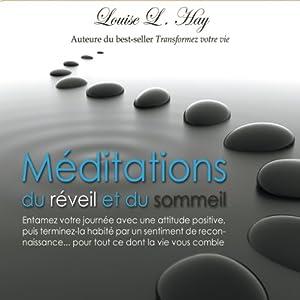 Méditations du réveil et du sommeil Audiobook