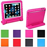 Ipad Air 2 (6th Generation)kids Case : Safe Shockproof Protection For Apple Ipad Air 2 (6th Generation) Kid Proof...