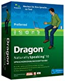 Dragon NaturallySpeaking 10 Preferred, Einfuehrungspreis