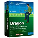 "Dragon NaturallySpeaking 10 Preferred, Einfuehrungspreisvon ""Nuance"""