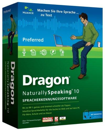 dragon-naturallyspeaking-10-preferred-einfuehrungspreis