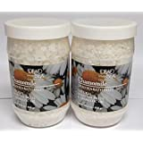 Dead Sea Natural Scented Bath Salts (2 Pack) (Chamomile)
