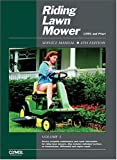 Sale Mower – Riding Lawn Mower Service Manual, Vol. 1 (4th Edition) (Clymer Pro)