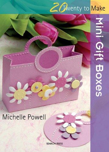 Mini Gift Boxes (Twenty to Make)