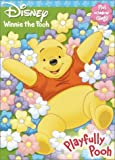 Playfully Pooh (Window Cling Book)