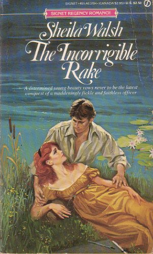 Image for Incorrigible Rake (Signet Regency Romance)
