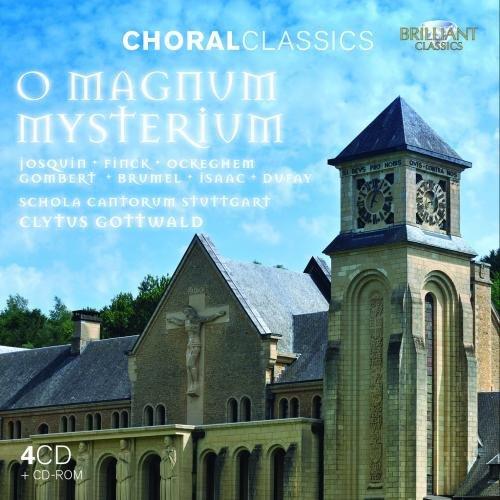 CD : Clytus Gottwald - O Magnum Mysterium (With Cd-Rom, Boxed Set)
