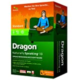 "Dragon NaturallySpeaking 10 Standard (MiniBox)von ""Nuance"""