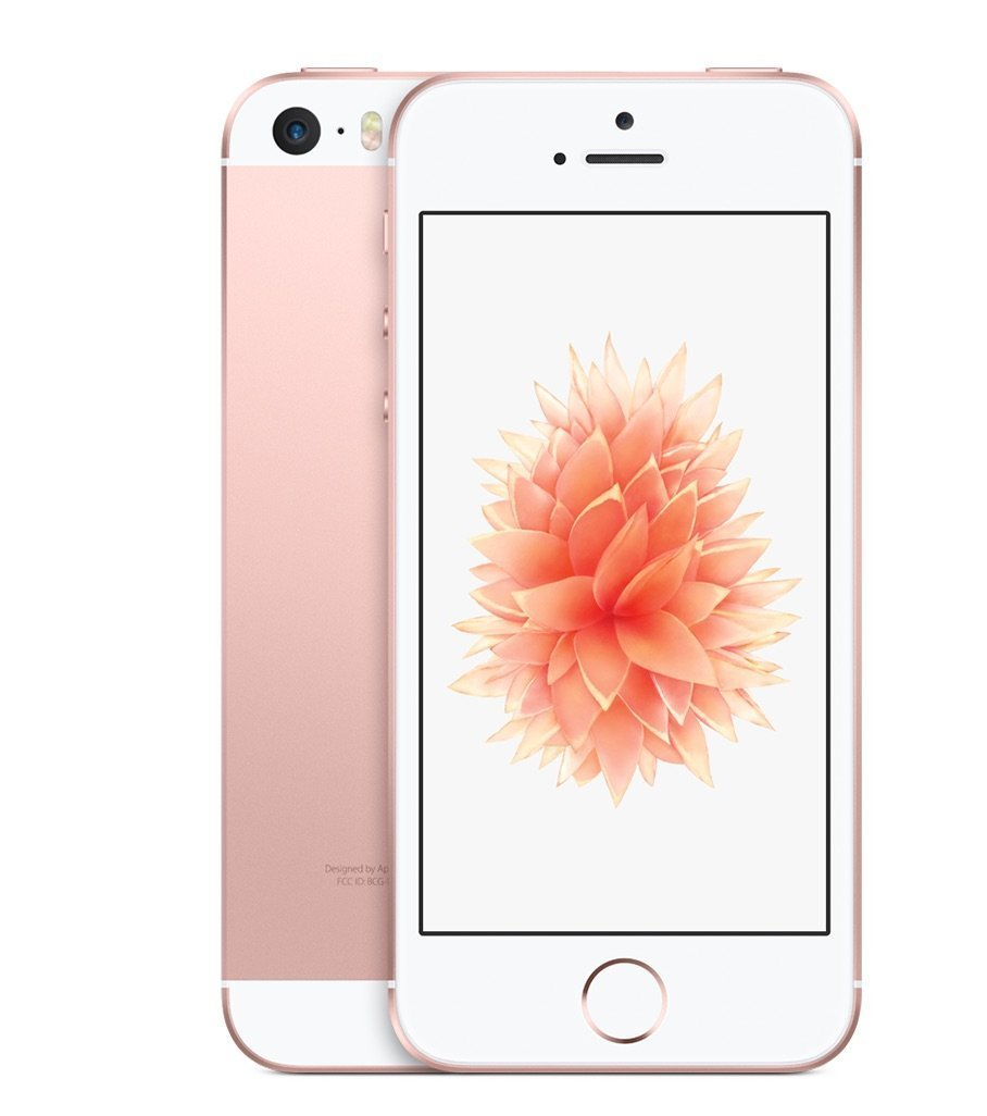 Apple Iphone SE 64gb Rose Gold Unlocked GSM