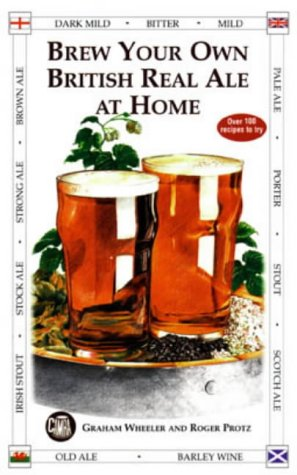 Brew your own British real ale at home