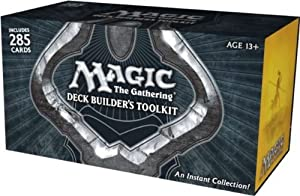 Magic the Gathering - MTG: Deck Builders M13 2013 Core Set Toolkit (2012 Edition) 285 Trading Cards including 4 Booster Packs Children, Kids, Game