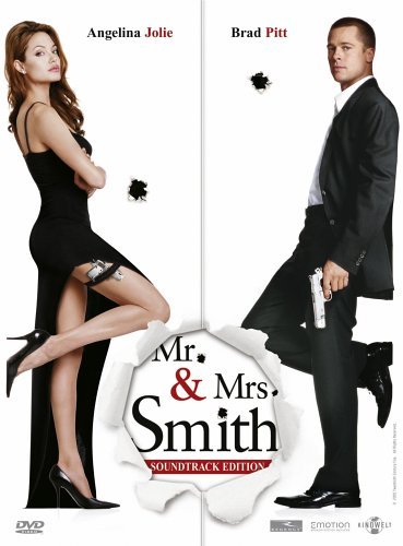 Mr. & Mrs. Smith (Soundtrack Edition DVD+CD)