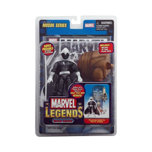 Marvel Legends Series 15 Action Figure Moon Knight (Marvel Legends Toy Biz compare prices)