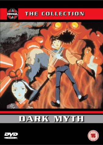 The Dark Myth - Parts 1 And 2 [1997] [DVD]