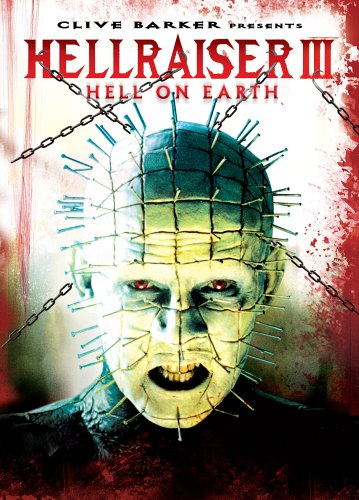Hellraiser 3 Cover