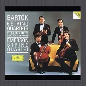 Bartók: The String Quartets