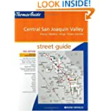 Thomas Guide Central San Joaquin Valley