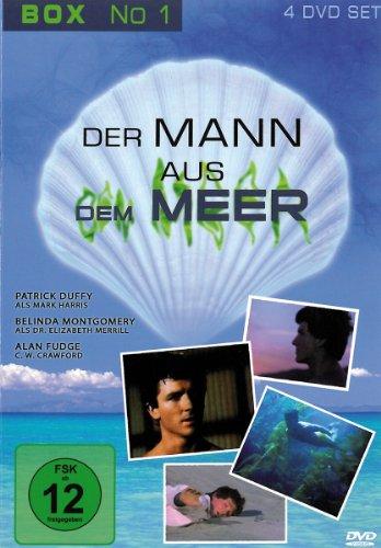 Der Mann aus dem Meer - Box No. 1. (8 Folgen) [4 DVDs]