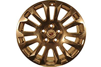 2010-14 Cadillac CTS - 18x8.5 - Sliver - General Motors 18x8.5 by General Motors