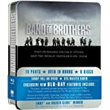 Band Of Brothers: Complete HBO Series (Commemorative 6-Disc Gift Set In Tin Box) [Blu-ray] [2010]by Ron Livingston