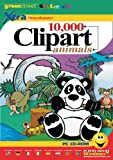 10000 clipart animals
