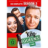 The King of Queens - Season 3 4 DVDs
