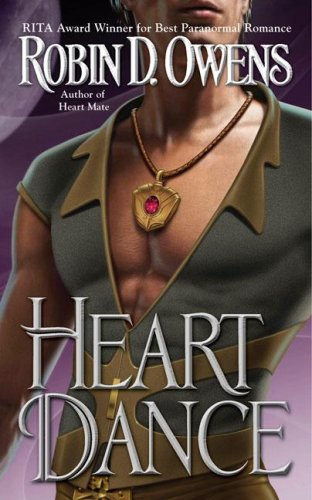 Heart Dance (Celta's HeartMates, Book 6), Robin D. Owens