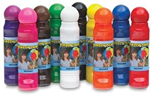 Crafty Dab Window Paints & 10/pk