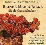 Seelenlandschaften, 1 Audio-CD - Rainer M. Rilke