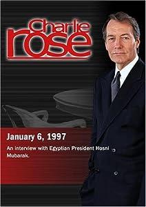 Charlie Rose with Hosni Mubarak (March 13, 1997)