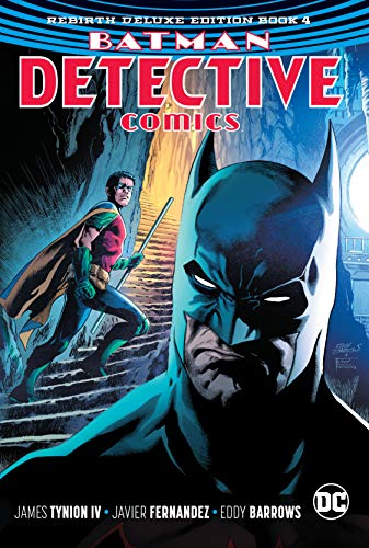 Batman Detective Comics The Rebirth Deluxe Edition Book 4 [Tynion IV, James] (Tapa Dura)