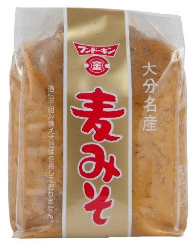 フンドーキン 大分名産麦みそ 1kg