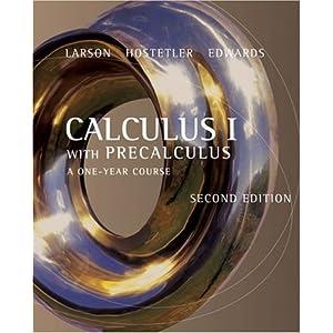 Calculus I with Precalculus - Ron Larson