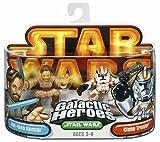 Obi-Wan Kenobi / Clone Trooper Cody Star Wars Galactic Heroes