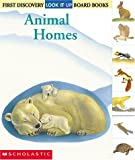 img - for Look-it-up: Animal Homes (First Discovery) book / textbook / text book