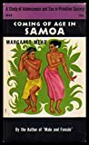 Coming of Age in Samoa (045160153X) by Mead, Margaret