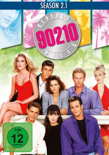 Beverly Hills, 90210 - Season 2.1 [4 DVDs]