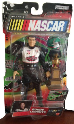 Buy Low Price Jakks Pacific Bobby Labonte- Nascar- Figure (B002M0HM5C)