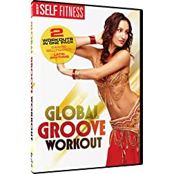 Global Groove Workout - 2 for 1 DVD Set
