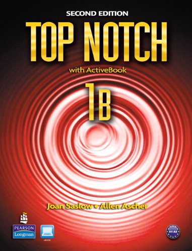 Top Notch 1B Split: Student Book with ActiveBook and Workbook