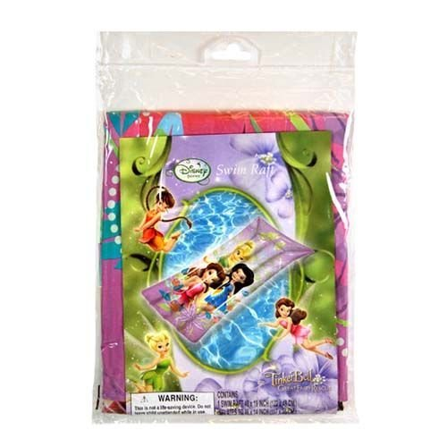 Fairies 19 x 48 Inflatable Raft in poly bag with insert - 1