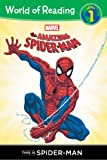 Spider-Man, Amazing (Classic): This is The Amazing Spider-Man Level 1 Reader (World of Reading)