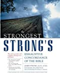 img - for The Strongest Strong's Exhaustive Concordance of the Bible book / textbook / text book