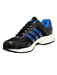 Adidas Men's Impulse Black Running Shoes