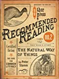 img - for The Natural Way of Things (Electric Literature's Recommended Reading) book / textbook / text book