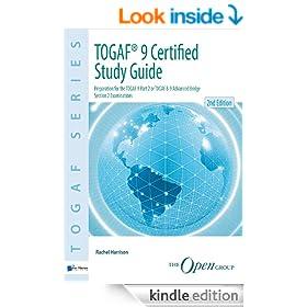 TOGAF� 9 Certified Study Guide - 2nd Edition (TOGAF Series)