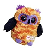 "Yoo Hoo Orange Whohoots With Sound 4.5"" By Aurora"