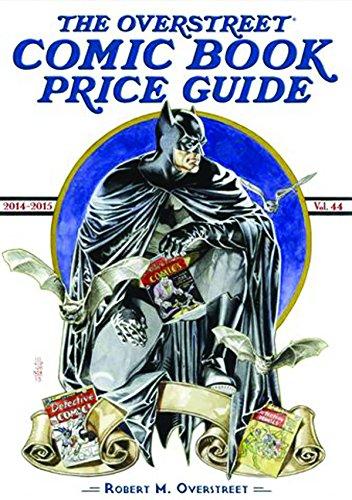 Overstreet Comic Book Price Guide #44
